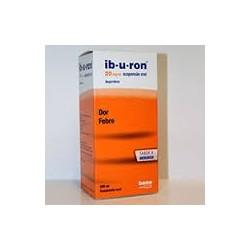 Ib-u-ron 20mg/ml suspensão oral 200ml