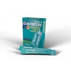 Gaviscon suspensão oral 12 saquetas