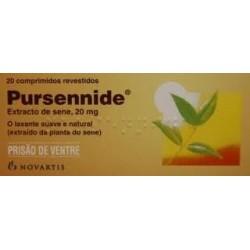 Pursennide 20 comprimidos