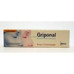 Griponal 20 comprimidos efervescentes
