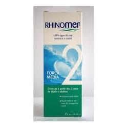 Rhinomer Força Média spray nasal 135 ml