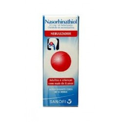 Nasorhinathiol spray nasal 15 ml