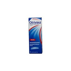 Otrivina spray nasal microdoseador 10ml