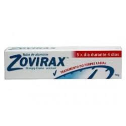 Zovirax creme labial 2g