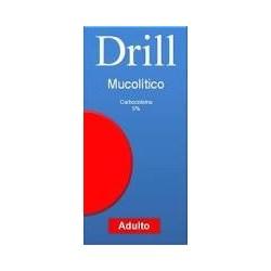 Drill mucolítico solução oral 200ml