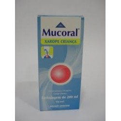 Mucoral adulto  xarope 200ml