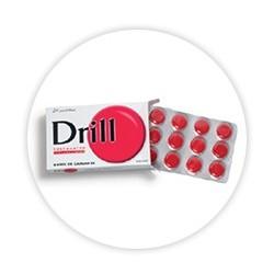 Drill 24 pastilhas