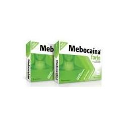 Mebocaína forte 16 pastilhas