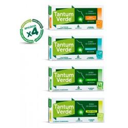 Tantum verde pastilhas menta 20 pastilhas