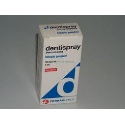 Dentispray sol geng 5% 5 ml