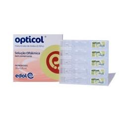 Opticol GL solução oftálmica viscosa 8ml