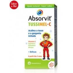 Absorvit infantil  Tussimel C  xarope 100ml
