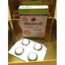 Absorvit refresh 12  comprimidos  efervescentes