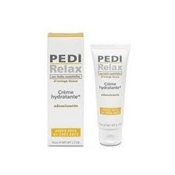 Pedirelax  creme hidratante pés secos 75ml
