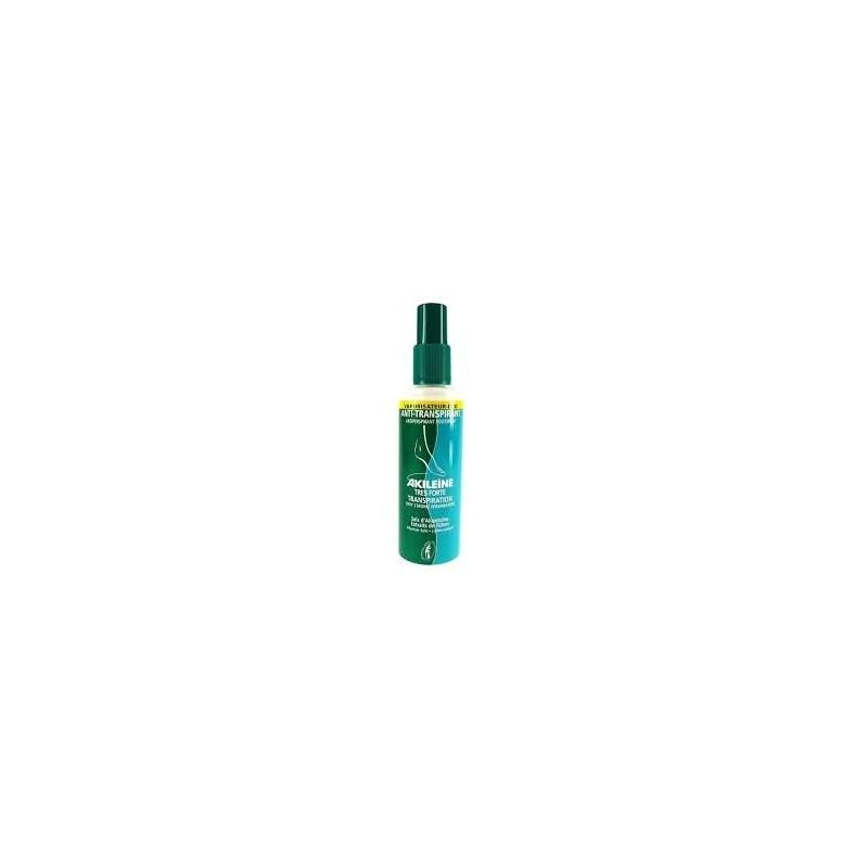 Akileine spray transpiração muito forte 100ml