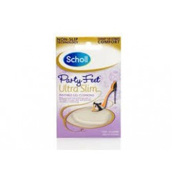 Dr.Scholl  party feet mini-palmilhas de gel