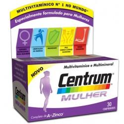 centrum mulher 30comprimidos