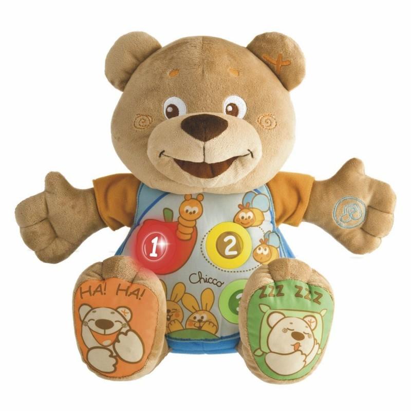 Teddy conta comigo 6M+ Chicco