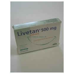 Livetan 500mg comp x 20
