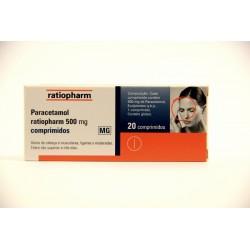 Paracetamol 500mg ratiopharm