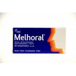 Melhoral 20 comprimidos