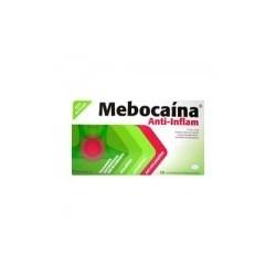 Mebocaína Anti-inflam 20 comprimidos para chupar