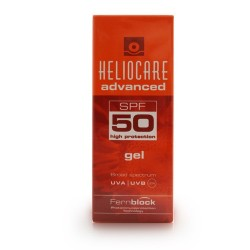 Heliocare advanced gel 50+ 50ml