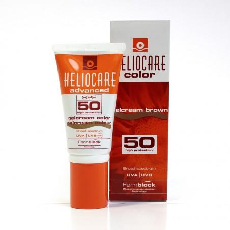 Heliocare gel creme escuro 50+ 50ml