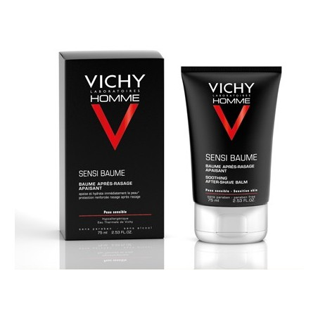 Vichy Homme Seni Baume after-shave 75ml