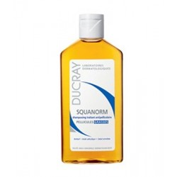 Squanorm Champô Caspa Oleosa 200ml
