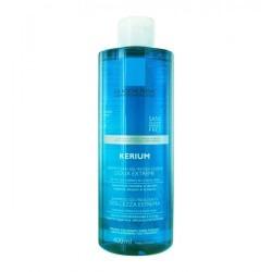 La Roche Posay Kerium shampoo gel cabelo norma 400ml