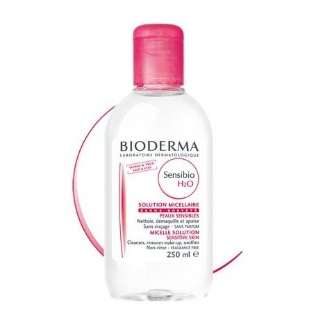 Bioderma Sensibio H2O Solução micelar 250ml
