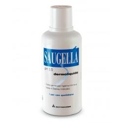 Saugella dermolíquido higiene íntima 500ml