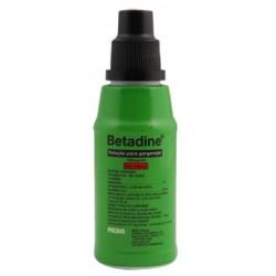 Betadine solução para gargarejar 10% 125ml