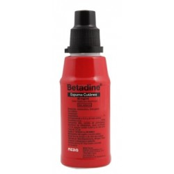 Betadine Espuma cutânea 4% 500ml