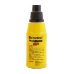 Betadine solução cutânea 10% 500ml