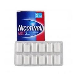Nicotinell 2mg 24 gomas