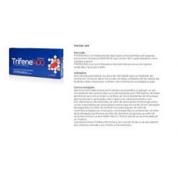 Trifene 400 mg 20 comprimidos revestidos