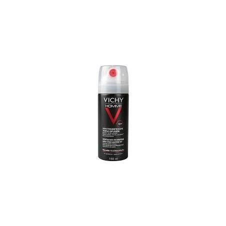Vichy Homme antitranspirante tripla difusão 150 ml