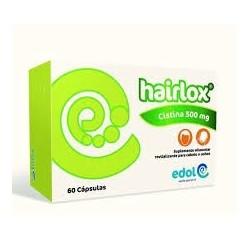 Hairlox 60 cápsulas