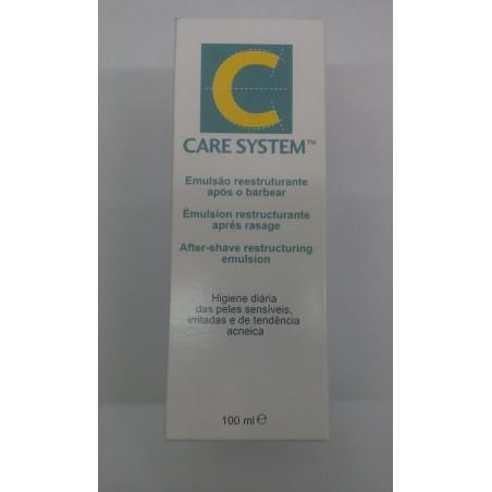 Care System emulsão pós barbear 100 ml