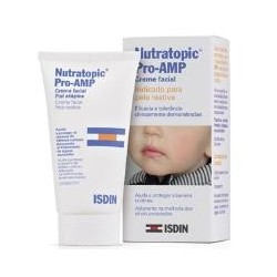 Nutratopic Pro-AMP creme facial 50 ml