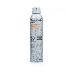 Fotoprotector ISDIN spray transparente  SPF50+ 200ml