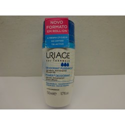 Uriage deo roll on forte 50 ml