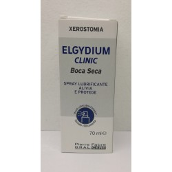 Elgydium Clinic Boca Seca  spray 70 ml