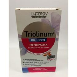 Triolinum dia noite menopausa 60 cápsulas
