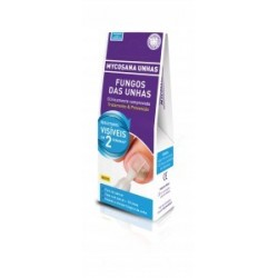 Mycosana unhas pincel  5ml + 10 limas