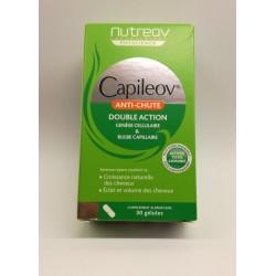 Capileov anti-queda 20 cápsulas