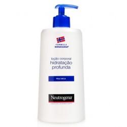 Neutrogena loção corporal hidratação profunda 750 ml