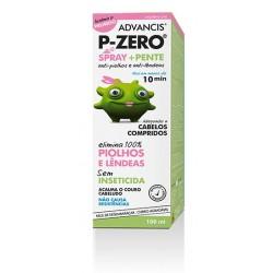 P-Zero loção 100 ml + pente